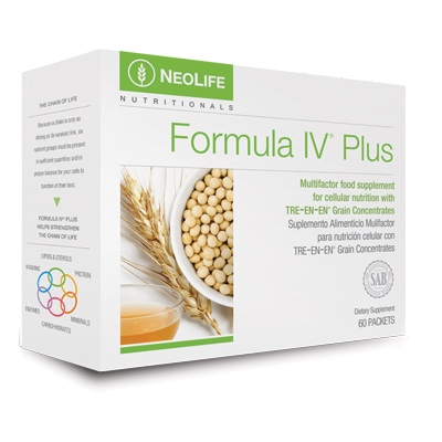 Formula IV Plus GMO free