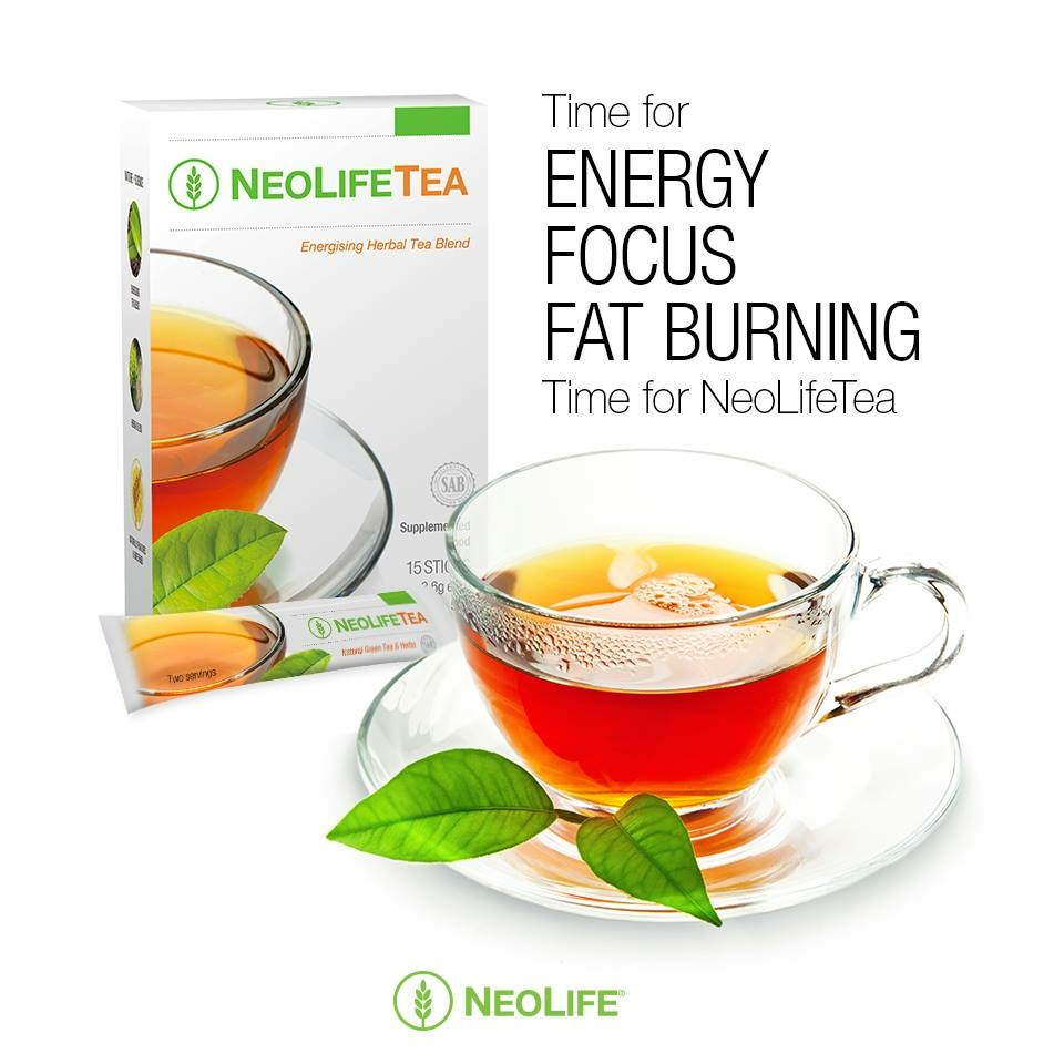 NeoLifeTea 15 Double Serving Sticks item 3860