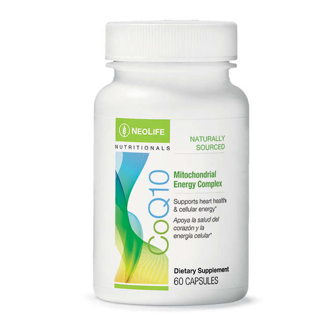 CoQ10 Complex 2 minute absorption Neolife