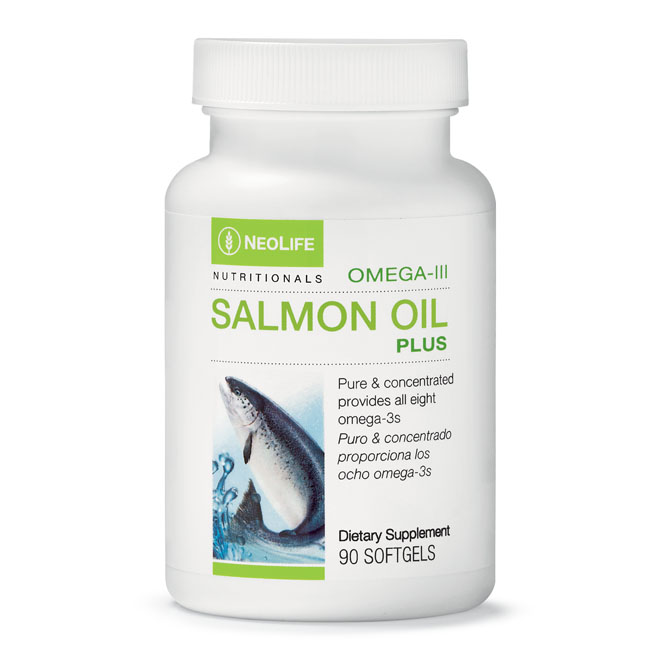 Salmon Oil Plus
