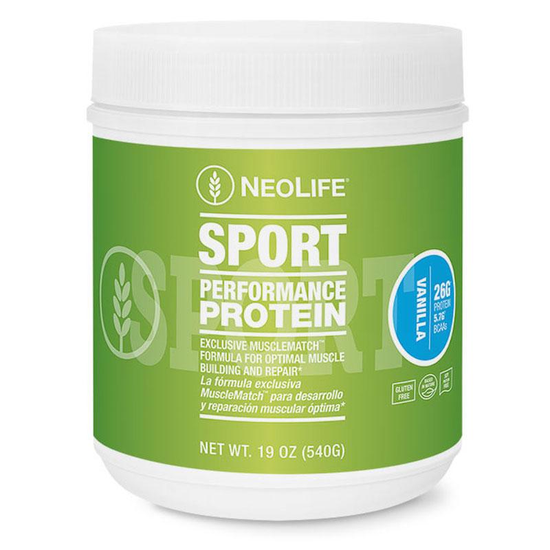 Sport Performance Whey Protein Vanilla