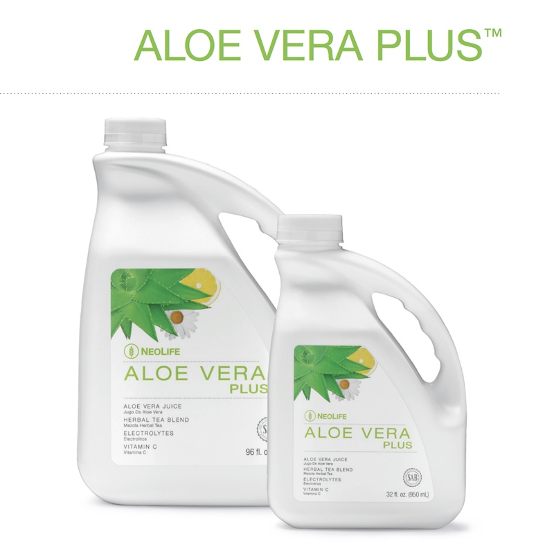 Aloe Vera Plus Family Size 96 oz Neolife GNLD
