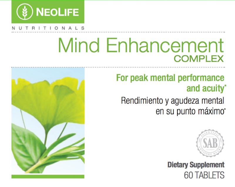 Mind Enhancement Complex Neolife GNLD