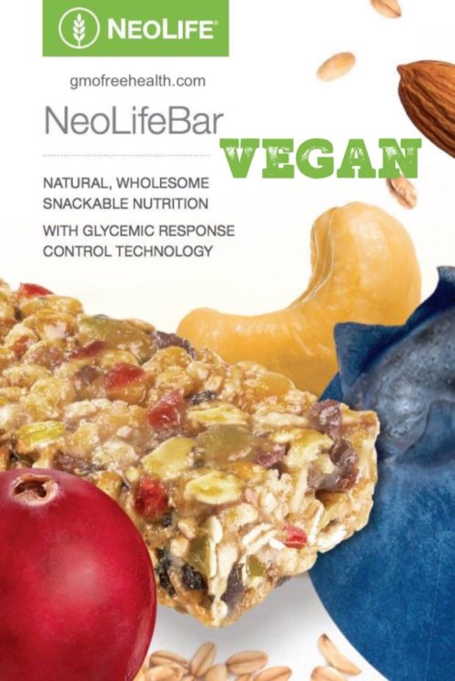 NEOLIFEBAR FRUIT AND NUTS