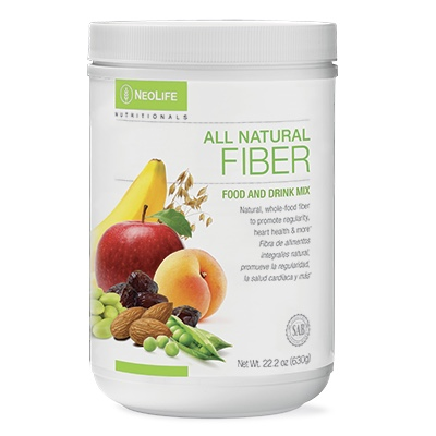All Natural Fiber Food and Drink Mix Neolife GNLD