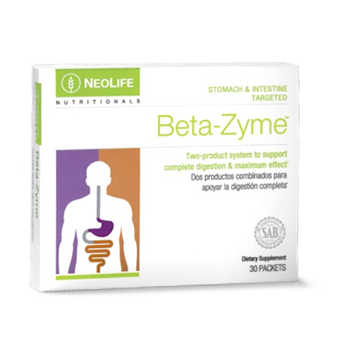 Beta-Zyme packets