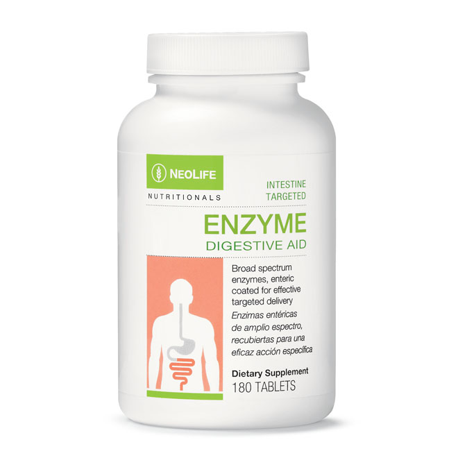 Enzyme Digestive Aid pink tablets