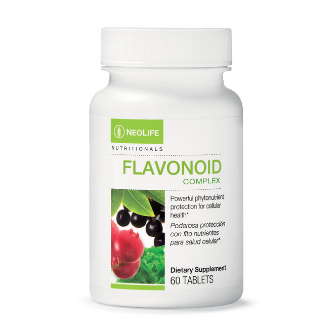 Flavonoid Complex whole food nutrients