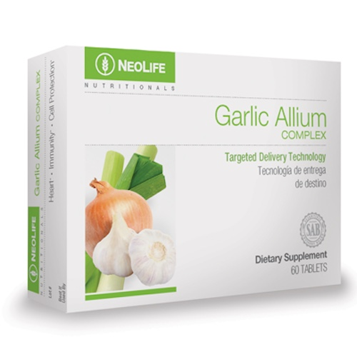 Garlic Complex enteric coated