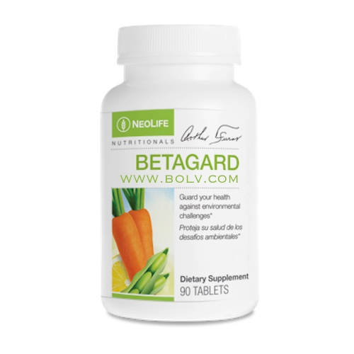 Betagard protects against toxins Neolife GNLD