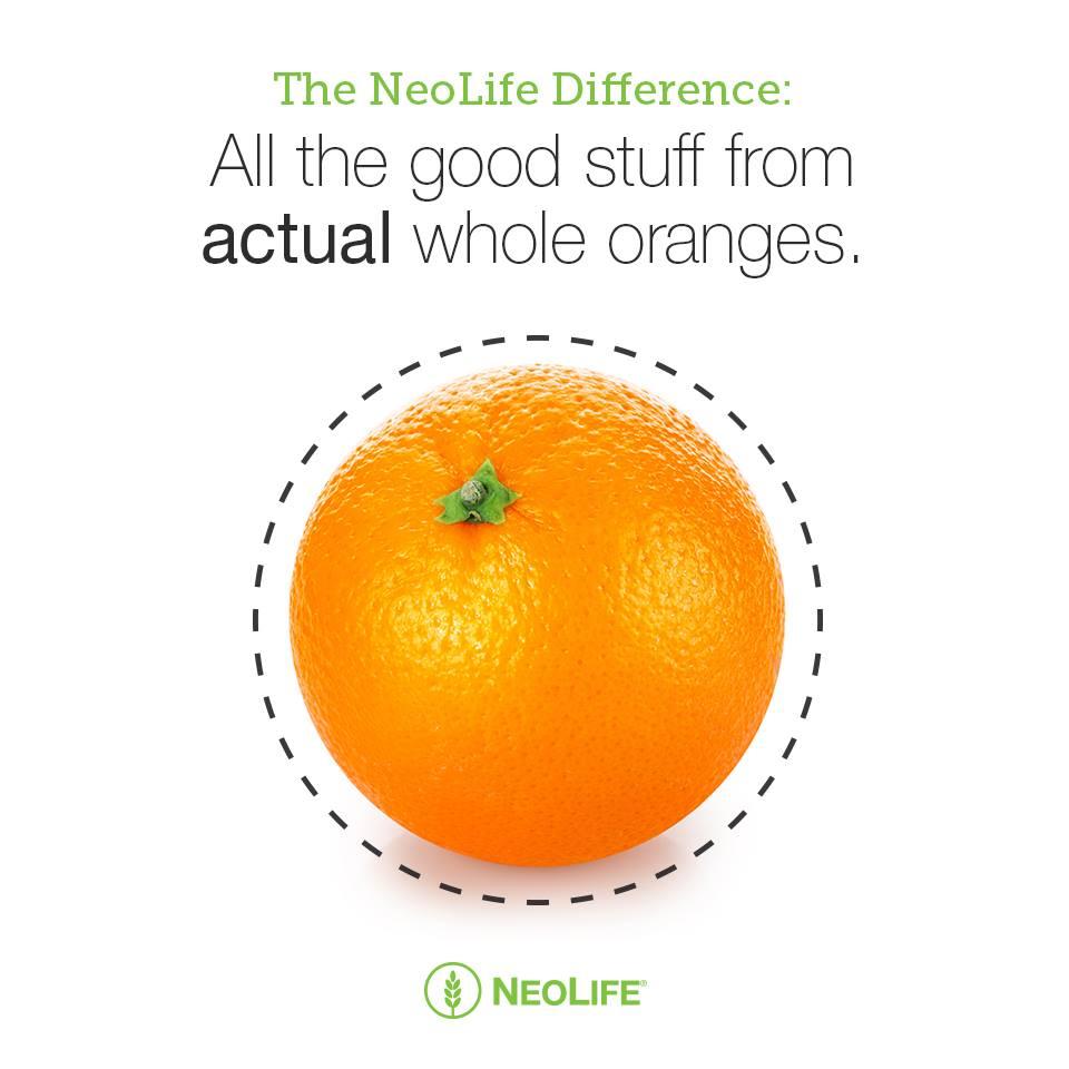 Super C Threshold Control GMO Free Neolife