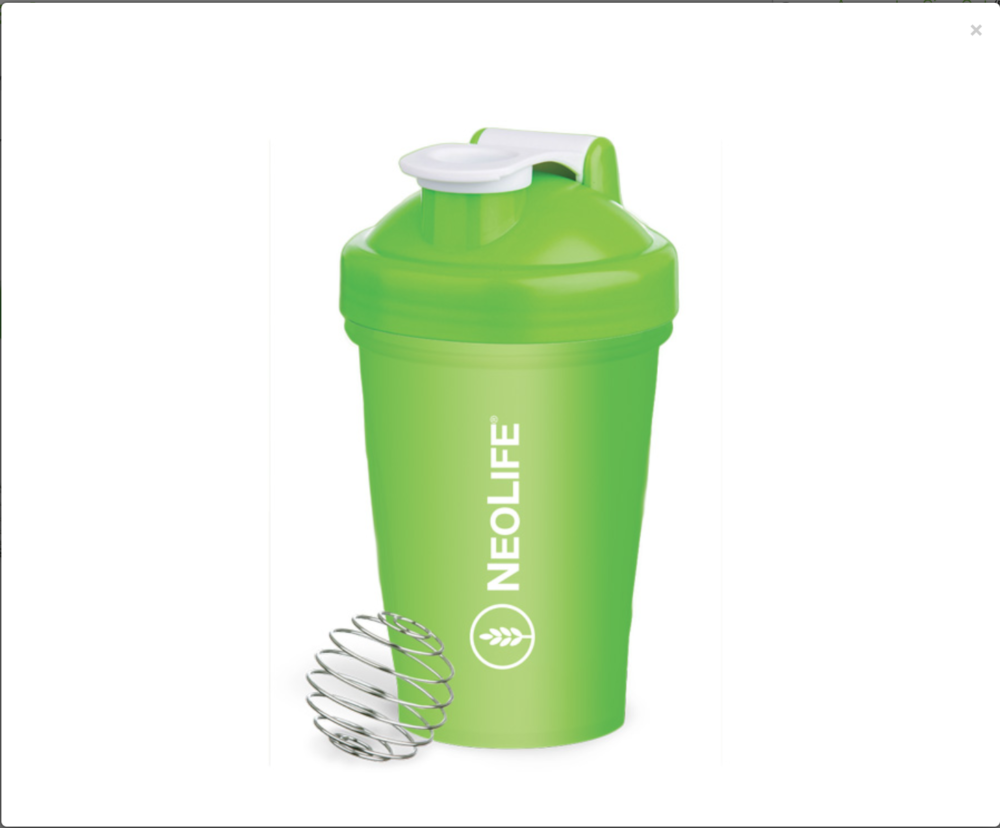 Blender Bottle Green 20 oz