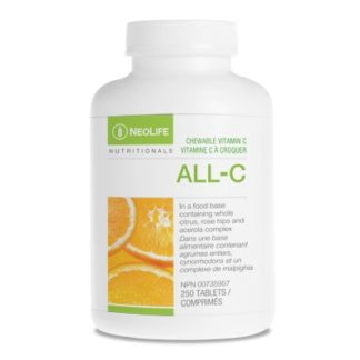 ALL C Chewable Whole Food Neolife
