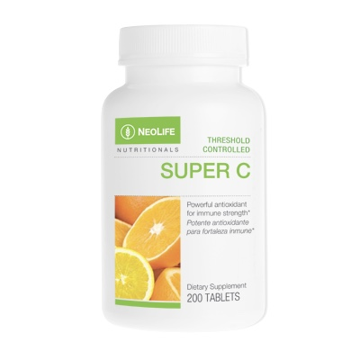 Super C Threshold Control non-GMO Neolife