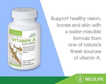 Vitamin A 10,000 IU Water Miscible Neolife