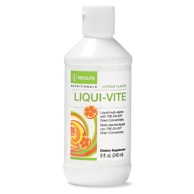 Liqui-Vite Multi Food Supplement Neolife