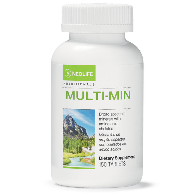 Multi-Min Chelated mineral tablets best absorption