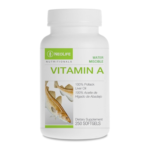 Vitamin A 10,000 IU Water Miscible Neolife