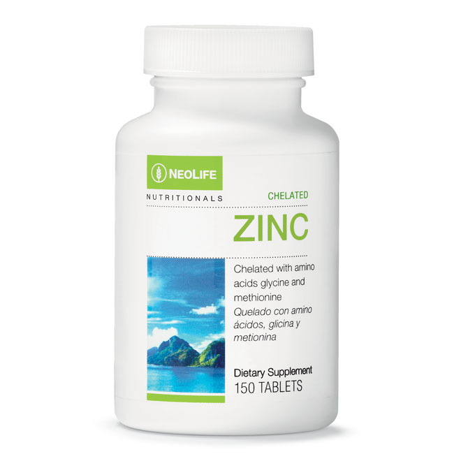 Zinc Chelated tabs for best digestion and absorption