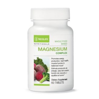 Magnesium Complex Tri Form Chelated 60 Tablets item 3405