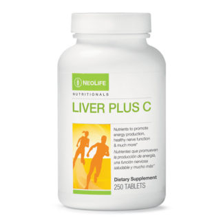 Liver Plus C 250 Tabs GMO-Free Neolife GNLD