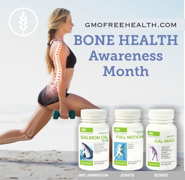 Joint Pain Bone Health Mobility NeoLife