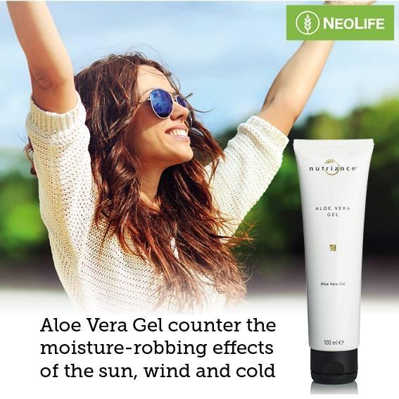Aloe Vera Gel 3.3 oz non-GMO