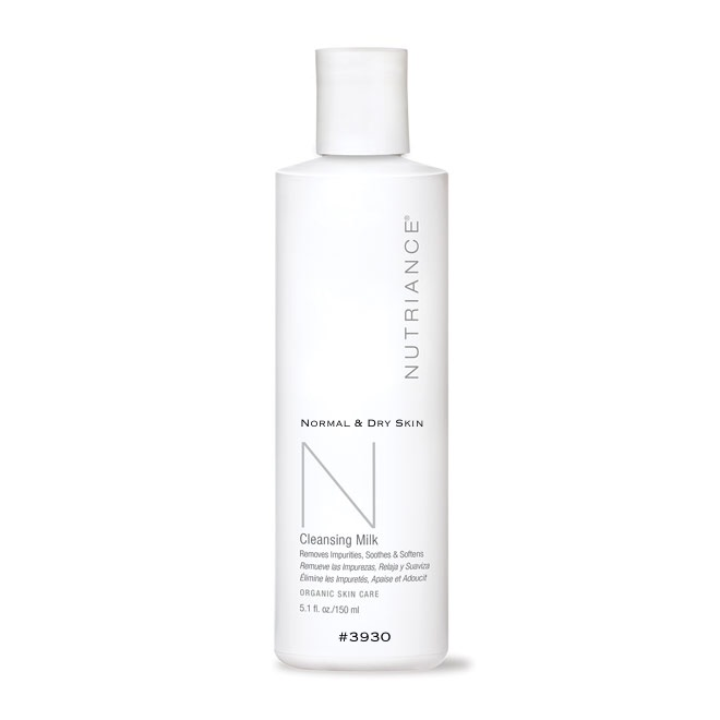 Organic Cleansing Milk Normal & Dry