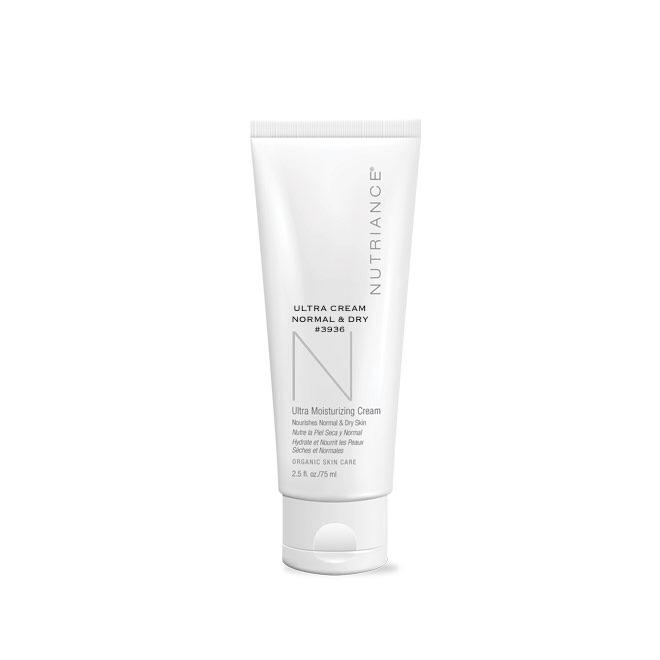 Organic Ultra Moisturizing Cream Normal To Dry
